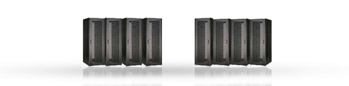 "19"" Server Rack Enclosures"