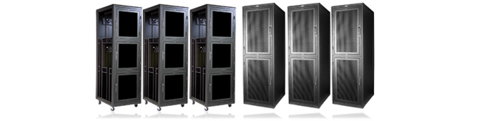 Co-Location Server Rack Enclosures