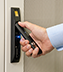 Digitus Biometrics Door handles