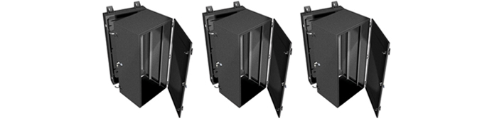 NEMA 12 Wall Mount Rack Cabinet