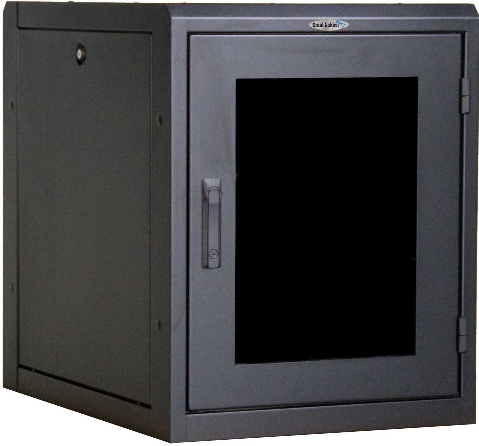 "13 RMU Enclosure 30.00""H x 24.00""W x 32.00""D with TPE-24F fan top 