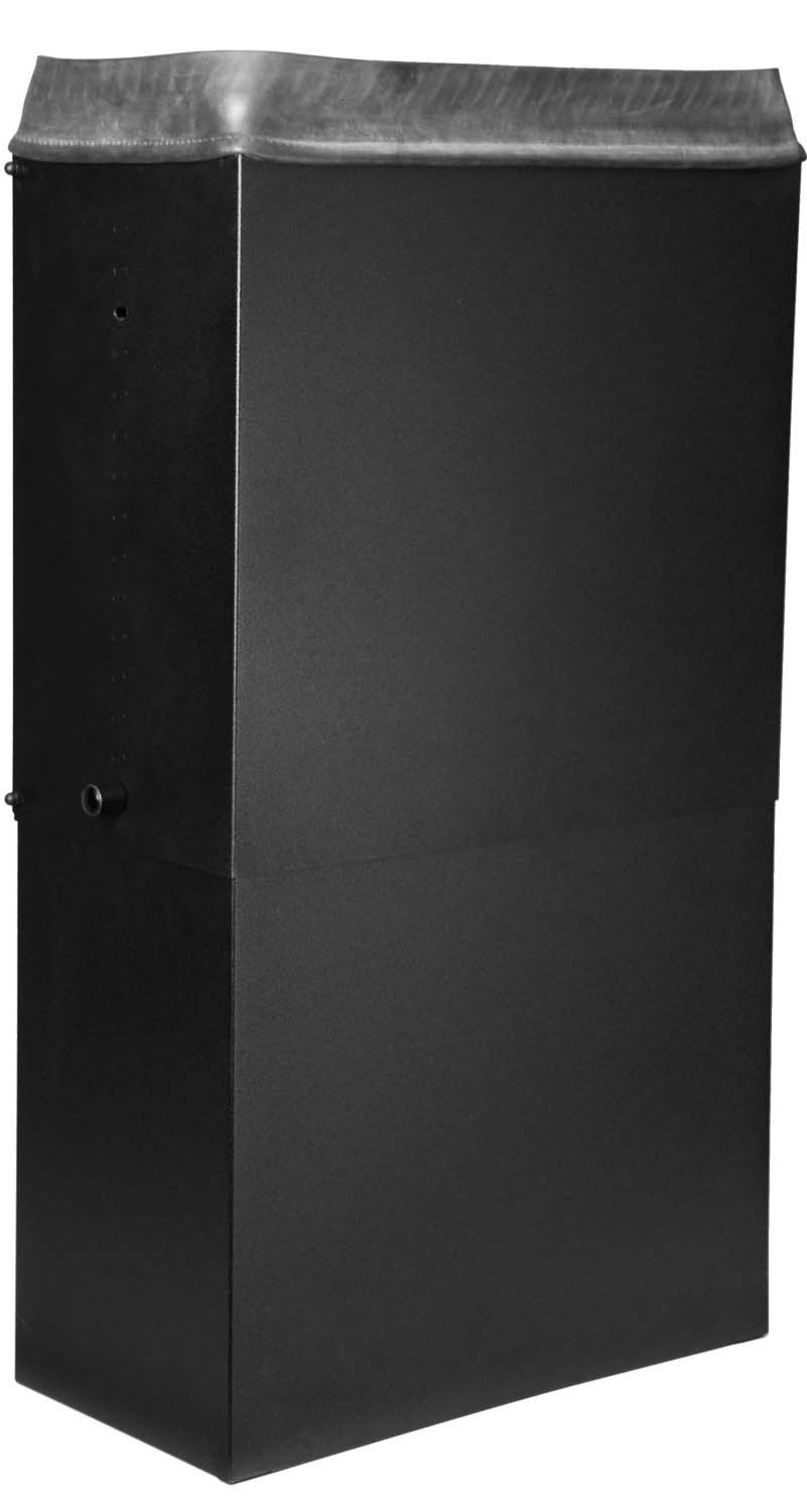 "High Flow Chimney for 48""D ES enclosure (18"" to 32"")"