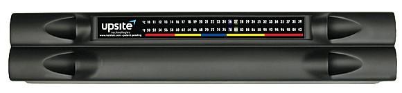 5 Plastic Filler Panels 2 RMU  with temperature strip