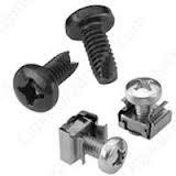 """50 Mounting Hardware  10-32 x 1/2"""" screws"""