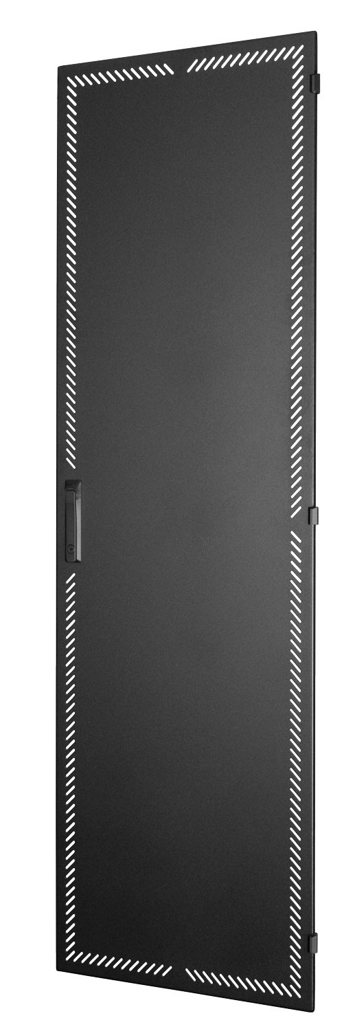 Perimeter Vented Steel Door for 72″H x 24″W Frame