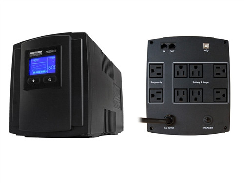 UPS PRO700LCD for Computers and other Equipment