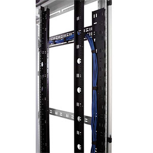 "Vertical Lacing Bar for 72""H enclosure 