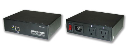 2-Port Remote Power Manager RPM1521