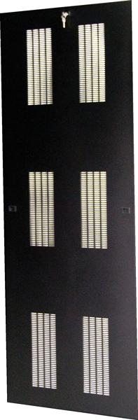 "Lift-Off Vented Side Panels for 84""H x 36""D Frame"