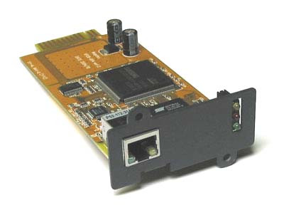 NetAgent SNMP Card
