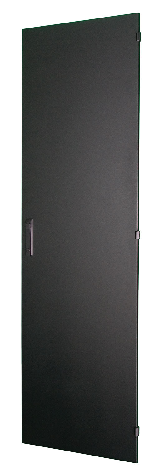 Solid Steel Door for 72″H x 24″W Frame