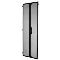 Split Mesh Steel Door for 84″H x 24″W Frame