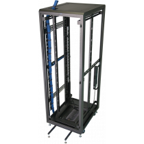 "Enclosure frame 84""H x 29""W x 36""D 44 RMU | 8401E-2936"