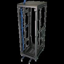 "Enclosure frame 60""H x 24""W x 32""D 31 RMU | 6001E-2432"