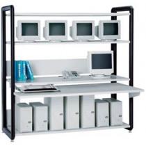 "Advantage A2 Computer Desk  54.00""W x 45.20""D x 78.00-7 | GL2050-A2"