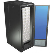 """19"""" Cooling Server Rack for Data Centers Complete Kit with Leveling Glides  