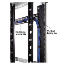 "Vertical Lacing Bar for 78""H enclosure 
