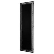 Perimeter Vented Plexiglas Door for 84″H x 24″W Frame