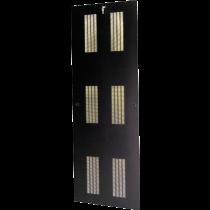 "Lift-Off Vented Side Panels for 72""H x 36""D Frame"