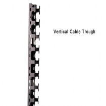 "Vertical Cable Trough for 84""H ES Enclosure 