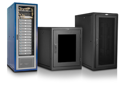 Server Rack, Wall Mount Rack and Network Cabinets for IT and Security